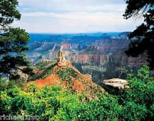 """Jigsaw puzzle National Park Grand Canyon North Rim 500 piece 19""""x13"""" NEW"""