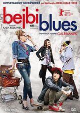 Bejbi blues (DVD) 2012 Katarzyna Roslaniec  POLSKI POLISH