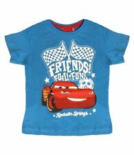 T-shirts, débardeurs et chemises bleu Disney pour garçon de 2 à 16 ans