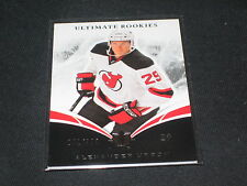 ALEXANDER URBOM DEVILS STAR GENUINE AUTHENTIC LIMITED EDITION HOCKEY CARD /399