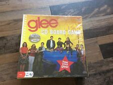 Glee CD Board Game New Sealed 2010 Free US Shipping