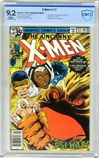 Uncanny X-Men  #117  CBCS  9.2  NM-  White pgs 1/79  1st App. Shadow King (Amahi
