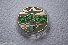 Ukraine Coin 2 UAH 2016: XXXI OLYMPIC GAMES 2016 in RIO Sport