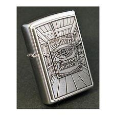 More details for jack daniel's barrel emblem zippo lighter (24445)