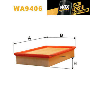 WIX FILTERS WA9407