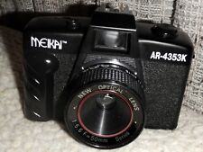 NOT TESTED-MEIKAI AR-4353K TOY-LOMO 35 MM POINT & SHOOT CAMERA-LOMOGRAPHY