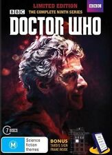 Doctor Who Series 9 Limited Edition DVD R4
