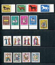 GERMANY-BERLIN, 1969-70  SEMI POSTALS, MNH (ID6085)