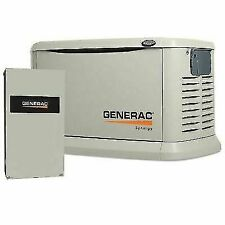 Generac Synergy 7040 20kw 200-amp Air-cooled Standby Power Generator