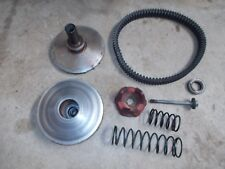 2007 Can Am Outlander 500 Primary Drive Clutch / Spare Belt