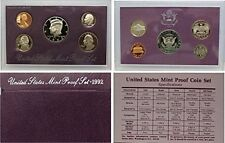 1992 United States Mint Proof Set