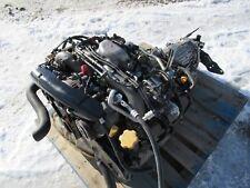 2003-2005 Subaru Impreza Legacy Forester EJ203 Engine Front wheel drive FWD