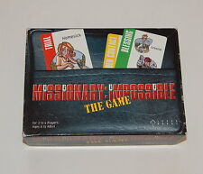 Missionary: Impossible The Game Complete In Box Aspen Books R10968