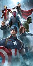 Badehandtuch Handtuch Strandhandtuch Badetuch Marvel Avengers Age of Ultron