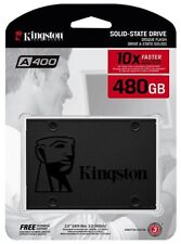 SSD 2,5 Kingston SSDNow A400 480GB SATA3 6Gb SA400S37/480G