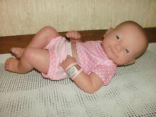 Newborn girl doll excellent condition