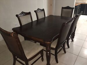 Comedores 6 sillas (Dinner Set 6 Chairs)