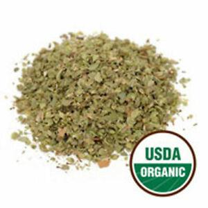Organic Oregano Leaf C/s 1 Lb by Starwest Botanicals