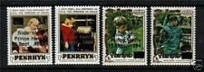 Elizabeth II (1952-Now) Royalty Cook Islander Stamps (Pre-1965)