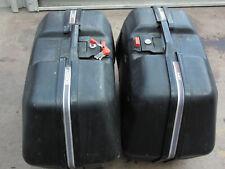 Givi Monokey Koffersatz, 4 Schlüssel, Seitenkoffer, Koffer, Motorradkoffer gut
