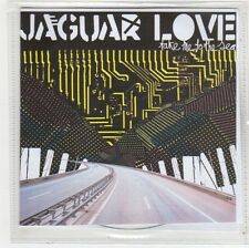 (FS782) Jaguar Love, Take Me To The Sea - DJ CD
