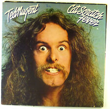 "12"" LP - Ted Nugent - Cat Scratch Fever - C2257 - washed & cleaned"