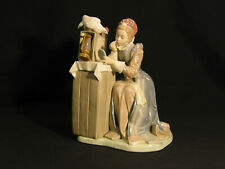 """Rare Lladro Figurine """"Norman Rockwell'S Summer Stock""""-# 1407, Ret 1984-Le - Mint"""