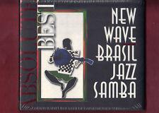 NEW WAVE BRASIL JAZZ SAMBA ABSOLUTE BEST CD DIGIPACK NUOVO SIGILLATO