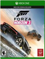 Xbox One Forza Horizon 3 Brand New  Sealed Xbox 1