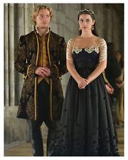 """---REIGN--- """"Cast"""" (Adelaide Kane & Toby Regbo) 8x10 Photo -b-"""
