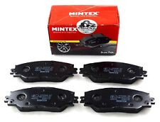 MINTEX FRONT AXLE BRAKE PADS FOR TOYOTA MDB2786 (REAL IMAGE OF PART)