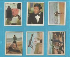 Complete/Full Sets Film/Film Stars Original Collectable Trade Cards