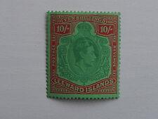 Mint Hinged George VI (1936-1952) Leeward Islands Stamps