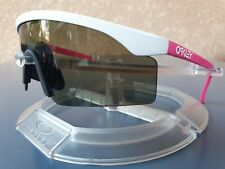 Oakley Razor Blades Blade white pink / grey Rare Vintage Collector