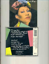 ARETHA FRANKLIN - ARETHA (IMPORT) - 1986 GERMAN CD ALBUM