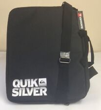 Quiksilver Laptop Sleeve Messenger Bag Black Brand new in Bag With Tags