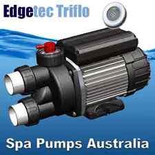 Spa Pump Edgetec Triflo Eezi-Touch 1.5 HP Model 6124