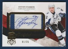 STEVEN STAMKOS 2010-11 UPPER DECK THE CUP SCRIPTED SWATCHES XX/35 SS-SS  27110