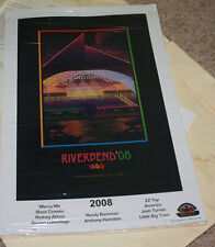 Vintage Chattanooga Riverbend Prints Collection from 1981 thru 2008
