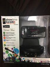 For Apple iPhone/iPod,  Showtime Karaoke ST2 Version.New nib