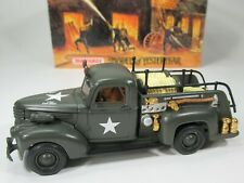 MATCHBOX MOY YESTERYEAR COLLECTIBLE, 1941 CHEVROLET ARMY FIRE TRUCK #YYM35189