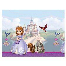 Tutto viola Disney per la tavola per feste e party, tema principesse