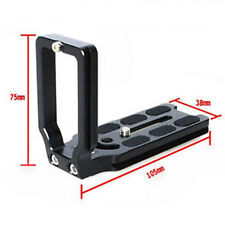 Vertical Bracket Quick Release L-Shaped Camera Holder Grip Arca Swiss UK Seller