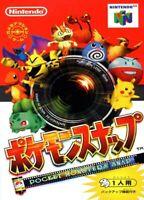 N64 / Nintendo 64 Spiel - Pokemon Snap JAP Modul