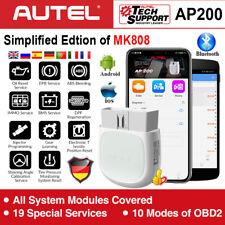 Autel AP200 MK808 Pro OBD2 Diagnosegerät für 60 Fahrzeugmarken ALLE SYSTEM TPMS