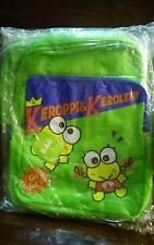 Sanrio keroppi and keroleen backpack