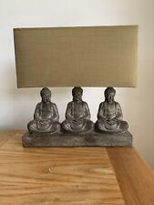 Lámpara de Mesa de Buda