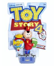 "Exclusive 2019 Disney Pixar Toy Story 4 TINNY 6"" Action Figure Poseable Doll HTF"