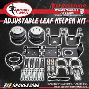 Airbag Man Air Bag Leaf Springs Helper Kit Rear for TRITON ME MF MG MH MJ MK 4x4