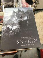 The Elder Scrolls V: Skyrim Second Edition: Prima Official Game Guide NO MAP